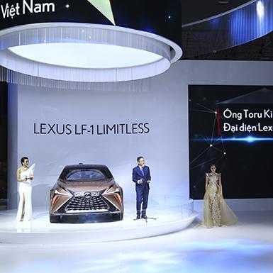 Chính thức khai màn triển lãm ô tô lớn nhất Việt Nam năm 2019