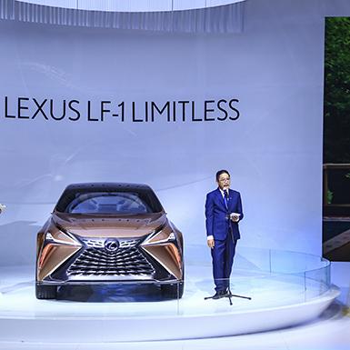 """Cùng Lexus trải nghiệm """"Tinh hoa chế tác"""" tại VMS 2019"""