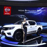 Công nghệ chuyển động thông minh và mẫu Nissan Navara Black Edition mới
