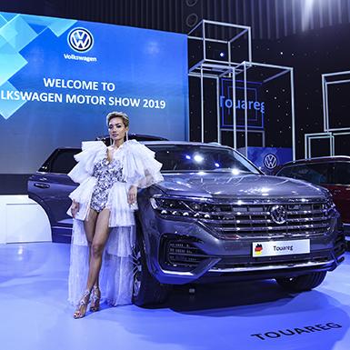 """Trải nghiệm """"chuyến du ngoạn"""" Volkswagen tại VMS 2019"""