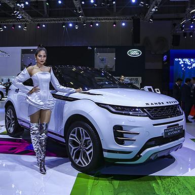 Range Rover Evoque 2020 ra mắt khách hàng Việt với giá từ 3,53 tỷ đồng
