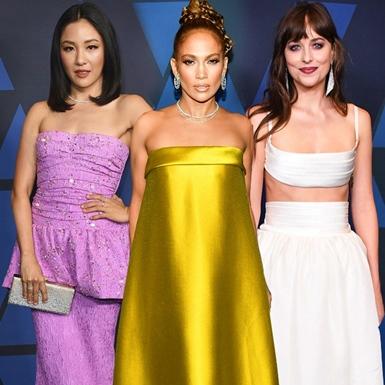 """Jennifer Lopez """"đọ sắc"""" Dakota Johnson và loạt mỹ nhân trên thảm đen sự kiện"""