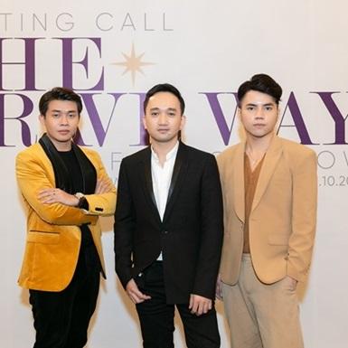 The Brave Way: Sàn diễn thời trang đầu tiên của Hoa hậu Hoàn vũ Việt Nam