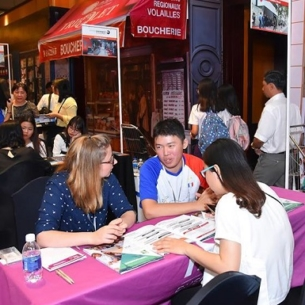46 trường đại học Pháp tìm kiếm du học sinh Việt Nam