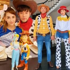 Vo-chong-Tang-Thanh-Ha-Chau-Kiet-Luan-và-loat-sao-Hollywood-hoa-trang-Halloween-DepOnline-thumbnail