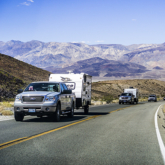 Xe bán tải có được kéo theo trailer/rơ-moóc hay không?