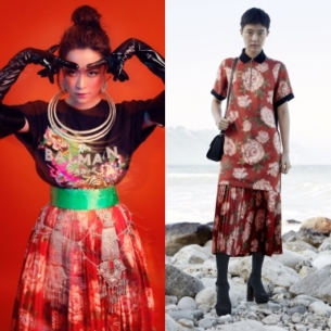 """Hoàng Thùy Linh dùng hàng hiệu để thể hiện phong cách thuần Việt trong hình ảnh cho album """"HOÀNG"""""""