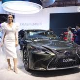 """Cùng Lexus trải nghiệm """"Tinh hoa chế tác"""" tại Triển lãm Ô tô Việt  Nam 2019"""
