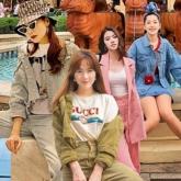 """Ngất ngây với loạt street style """"tỏa nắng"""" mùa thu, ngập tràn trang phục matchy-matchy của dàn sao Việt"""