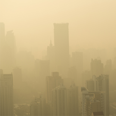 Ô nhiễm bụi mịn – những điều cần biết