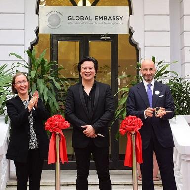 Tổ chức giáo dục Embassy Education chính thức trở thành đối tác phát triển giáo dục Reggio Emilia tại Việt Nam