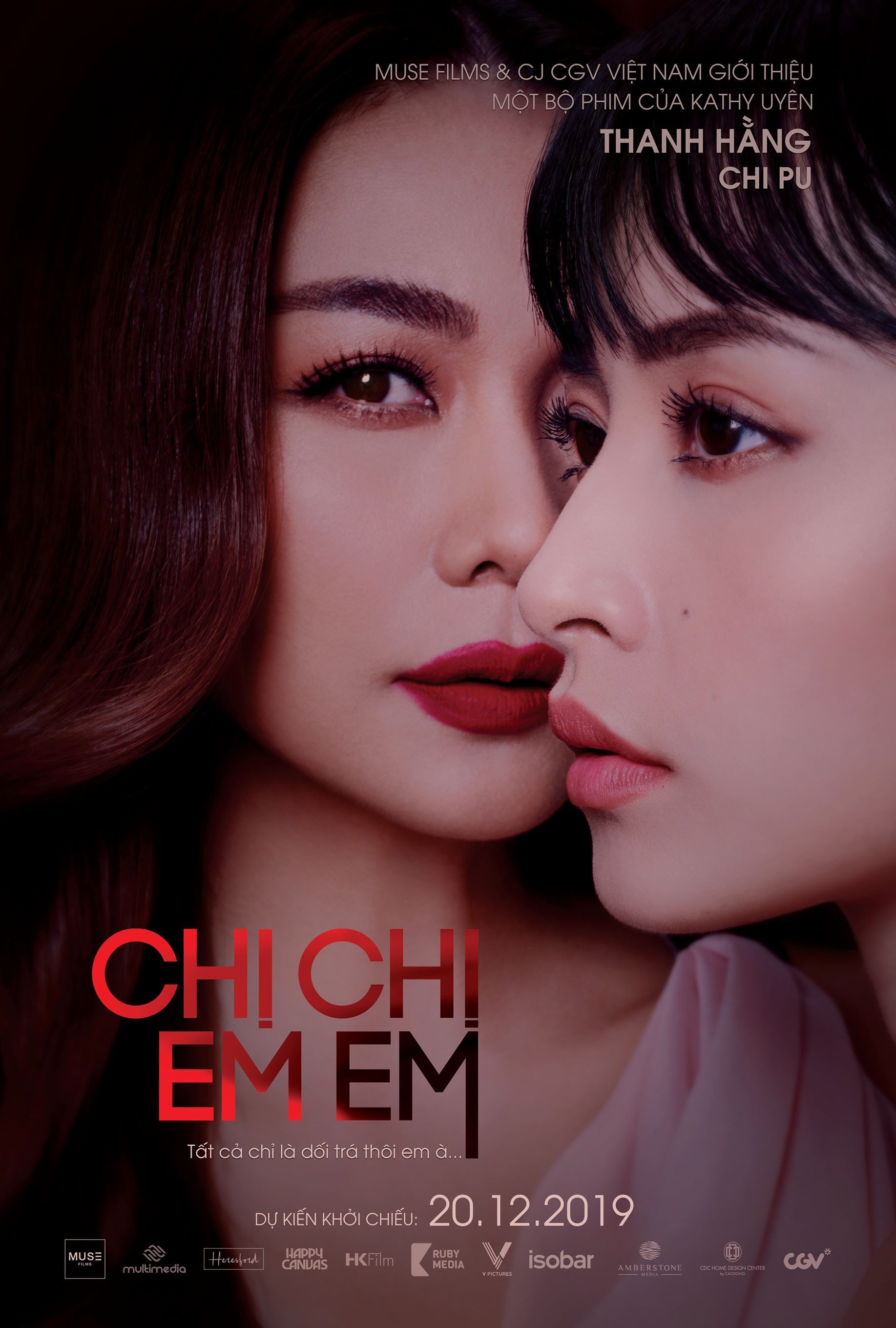 Thanh Hằng và Chi Pu