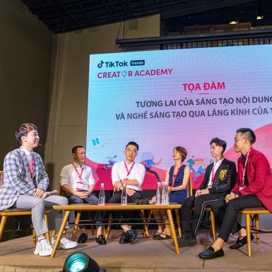 TikTok khởi động chương trình TikTok Trends Việt Nam mang đến góc nhìn chuyên sâu về những xu hướng