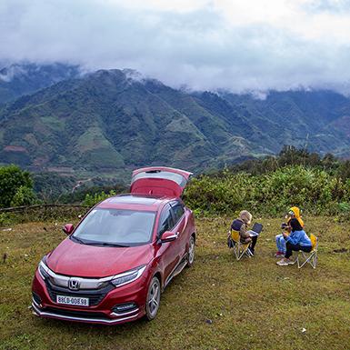 Honda Việt Nam khuyến mãi cho mẫu xe HR-V