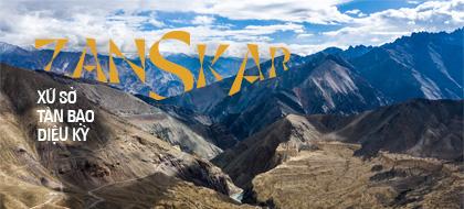 Zanskar: Xứ sở tàn bạo diệu kỳ
