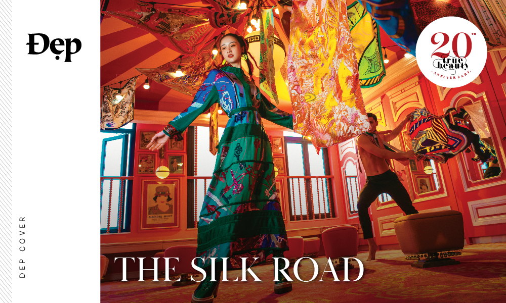 ĐẸP FASHION FILM | THE SILK ROAD