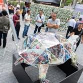 """Khai mạc triển lãm """"Be The Change"""": một hồi chuông cảnh báo về khủng hoảng bền vững"""