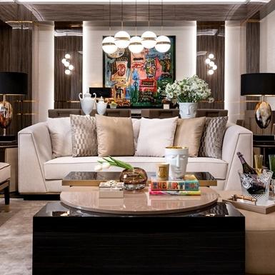 """Không gian nội thất """"Super Luxury"""" trị giá nửa triệu đô la chuẩn thượng lưu duy nhất tại Việt Nam"""