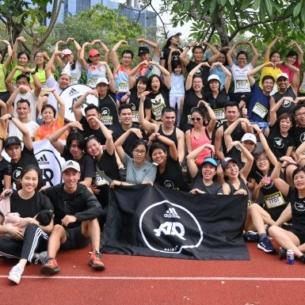 """Cộng đồng adidas Runners Saigon """"chơi"""" hết mình nhân dịp kỷ niệm 1 năm thành lập"""