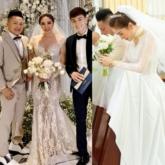 Cô dâu Bảo Thy rạng rỡ niềm hạnh phúc trong những thiết kế từ NTK Chung Thanh Phong