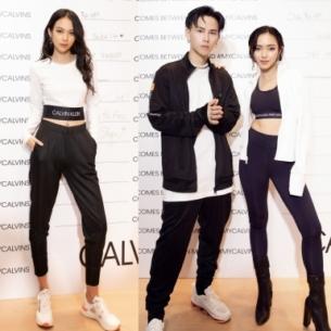 """Châu Bùi, Decao """"so găng"""" phong cách thể thao cùng Quỳnh Anh Shyn, Tú Hảo, Phí Phương Anh"""