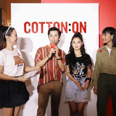 Dàn sao Việt hội tụ tại sự kiện khai trương cửa hàng Cotton:On ở Việt Nam