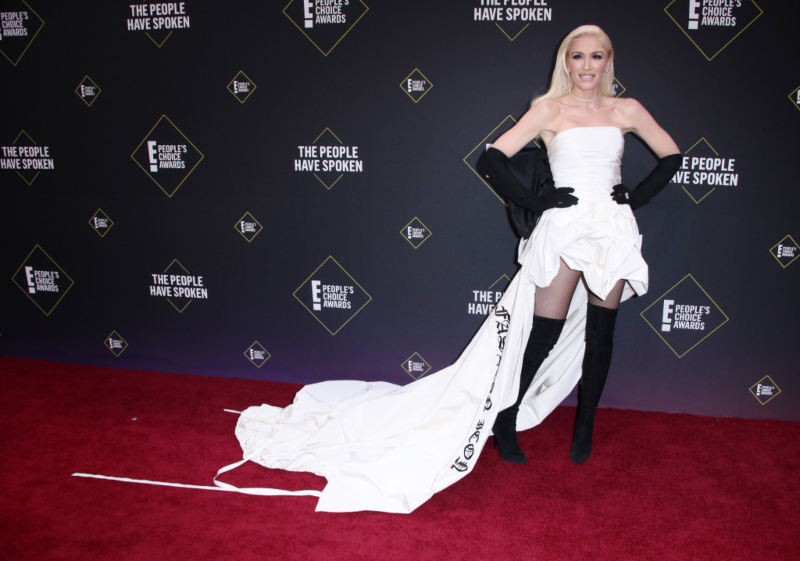 people's choice awards 2019 - Gwen Stefani
