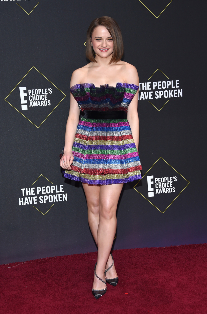 people's choice awards 2019 - joey king
