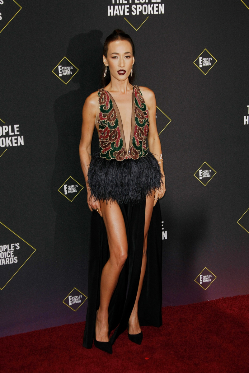people's choice awards 2019 - maggie q