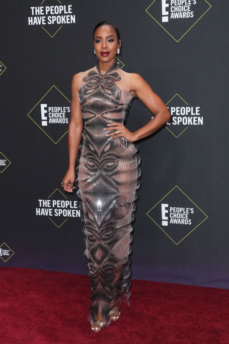 people's choice awards 2019 - kelly rowland