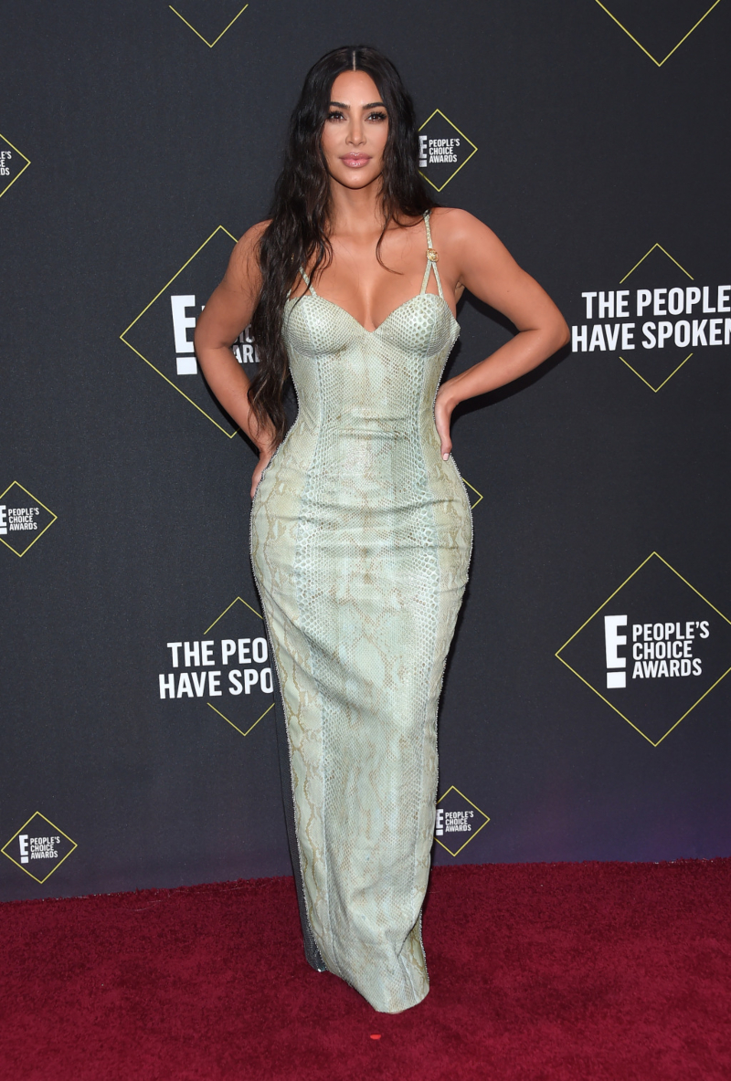 people's choice awards - kim kardashian west