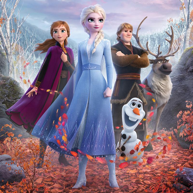 Lắng nghe giọng hát của Nữ hoàng băng giá Elsa qua phiên bản của nhiều quốc gia