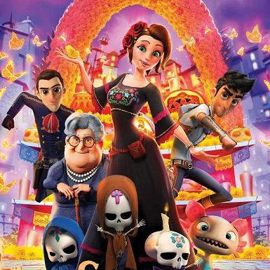 Lễ hội người chết Día de Muertos – nguồn cảm hứng bất tận cho phim hoạt hình Mexico