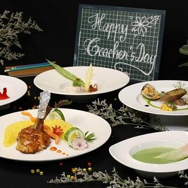 Rex Hotel Saigon tri ân ngày Nhà giáo Việt Nam với set menu đặc biệt