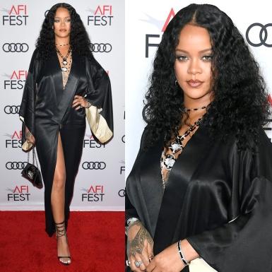 "Rihanna ""khai quật"" lại thiết kế vintage từ năm 1995 của NTK John Galliano"