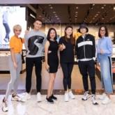 Tóc Tiên, Quang Đăng khuấy động sự kiện ra mắt Sensodyne Rapid Action tại AEON Mall Tân Phú