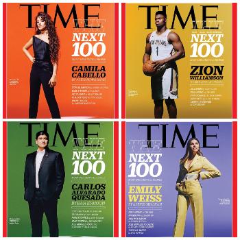 Blackpink, Camila Cabello, Awkwafina được TIME vinh danh là những ngôi sao đang lên có tầm ảnh hưởng lớn