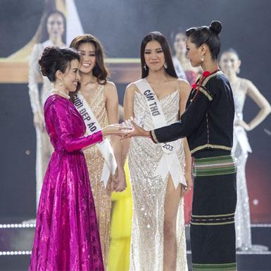 Đêm chung kết Hoa hậu Hoàn vũ Việt Nam: hành trình nhan sắc gọi tên Nguyễn Trần Khánh Vân