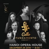 Cello Fundamento 4: Đêm nhạc của sự trở về