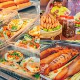 Thưởng thức lễ hội ẩm thực đường phố với hàng trăm món ăn đặc sắc từ Á sang Âu