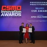 Những chiến dịch sales và marketing được vinh danh trong CSMO INNOVATION 2019