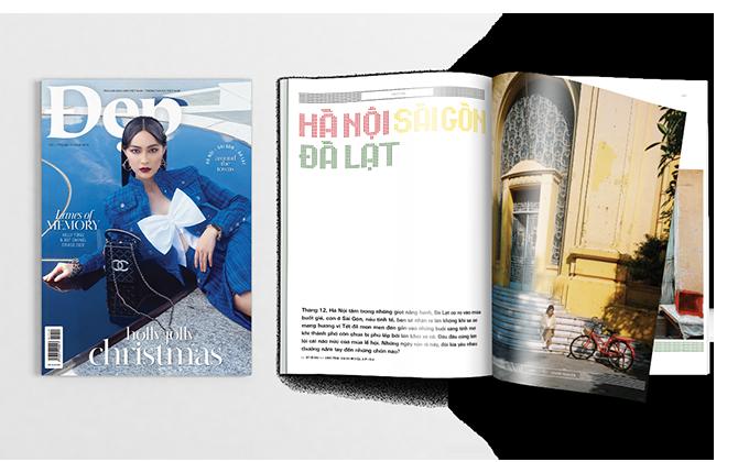 Tạp chí Đẹp số tháng 12