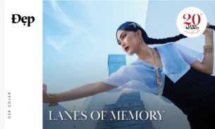 ĐẸP FASHION FILM | LANES OF MEMORY