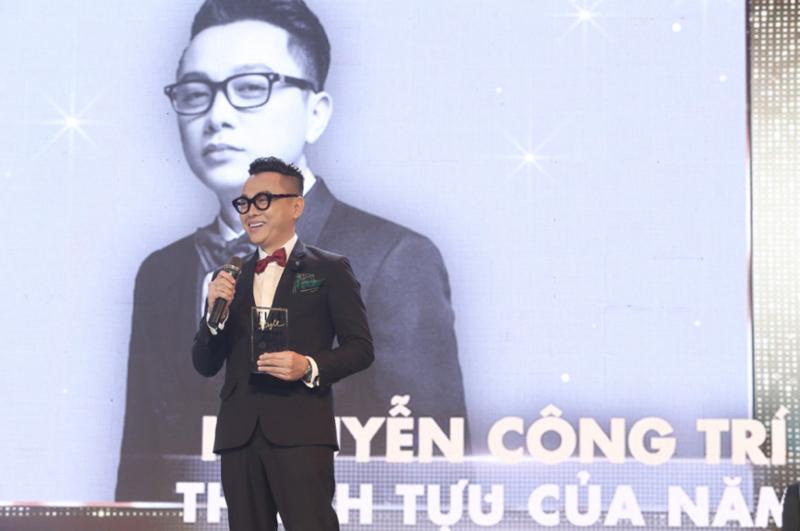 NTK nguyễn công trí tại elle style awards 2019