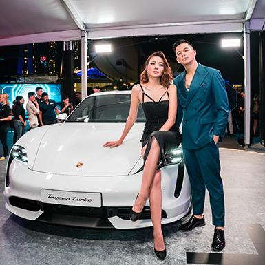 Porsche ra mắt dòng xe điện Taycan tại châu Á – Thái Bình Dương