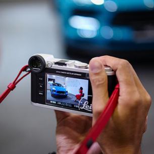 Nhiếp ảnh và xe hơi, tại sao không?