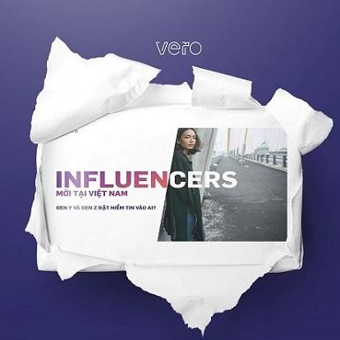 """Nghiên cứu mới chỉ ra rằng """"influencer"""" có sức ảnh hưởng mạnh mẽ đến giới trẻ Việt Nam"""