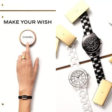 """Gợi ý những món quà Giáng Sinh từ Chanel khiến tim bạn """"loạn nhịp"""""""