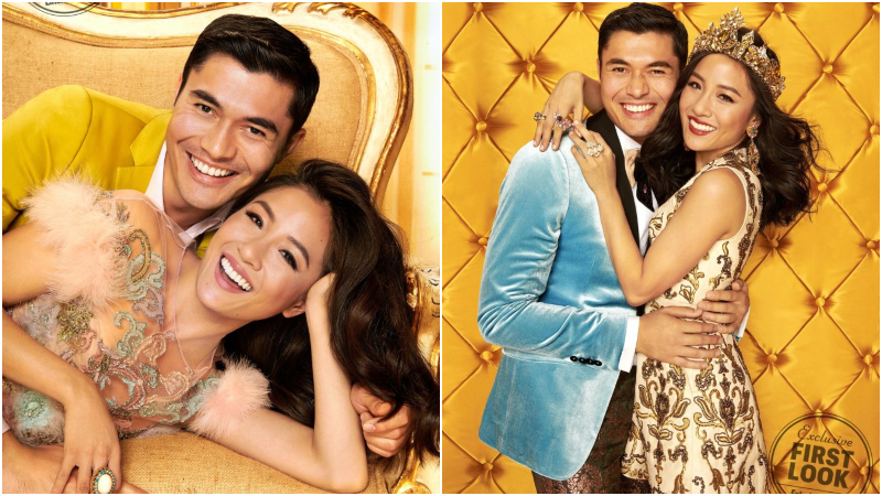 henry golding trong phim crazy rich asians