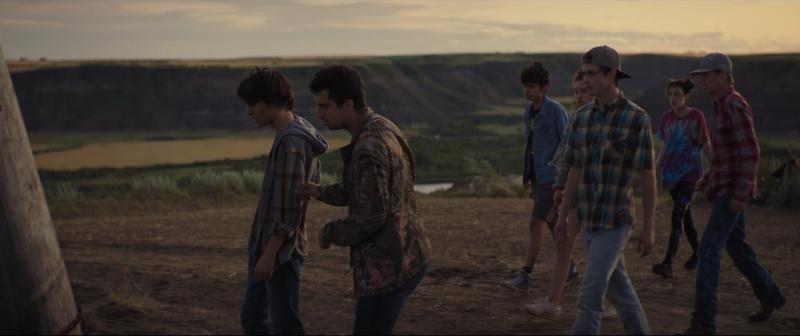 hình ảnh trong phim biệt đội săn ma: chuyển kiếp
